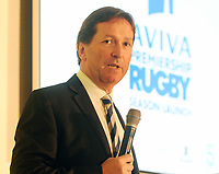 Rugby Union - 2017 / 2018 Aviva Premiership - New Season Launch Photocall<br /> <br /> Mark McCafferty - Chief Executive Officer of Premiership Rugby at Twickenham.<br /> <br /> COLORSPORT/ANDREW COWIE