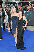LONDON - MAY 31: Noomi Rapace; Charlize Theron attend the World Film Premiere of 'Prometheus' at the Empire Cinema, Leicester Square, London, UK. May 31, 2012. (Photo by Richard Goldschmidt)