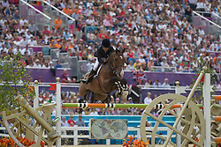 Diniz Luciana (POR) - Lennox<br /> Olympic Games London 2012<br /> © Dirk Caremans