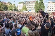 free K.I.Z. concert in Berlin
