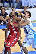 DESCRIZIONE : Cremona Lega A 2014-15 Vainoli Cremona vs EA7 Emporio Armani Milano<br /> GIOCATORE : Samardo Samuels<br /> CATEGORIA : Tagliafuori<br /> SQUADRA : EA7 Emporio Armani Milano<br /> EVENTO : Campionato Lega A 2014-2015<br /> GARA : Vainoli Cremona vs EA7 Emporio Armani Milano<br /> DATA : 11/10/2014<br /> SPORT : Pallacanestro <br /> AUTORE : Agenzia Ciamillo-Castoria/I.Mancini<br /> Galleria : Lega Basket A 2014-2015  <br /> Fotonotizia : Cremona Lega A 2014-2015 Pallacanestro Vainoli Cremona vs EA7 Emporio Armani Milano<br /> Predefinita :