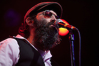 EELS perform the final show of their world tour on Aug. 12, 2011 at the El Rey Theatre in Los Angeles, CA