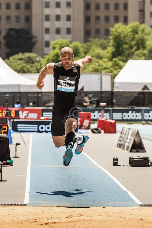 adidas Grand Prix Diamond League Track & Field: Men's Triple Jump, Duranona,