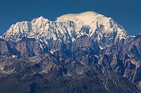 Mount Foraker 17,400 feet (5,300 m) Alaska