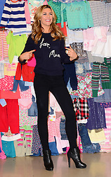 Abbey Clancy at the launch in London of the 'Love, Mum' campaign by Marks & Spencer and Oxfam to raise money for mothers living in poverty,  Tuesday, 4th February 2014. Picture by Nils Jorgensen / i-Images