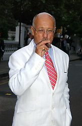 PETER DE SAVARY at Sir David & Lady Carina Frost's annual summer party held in Carlyle Square, Chelsea, London on 5th July 2006.<br /><br />NON EXCLUSIVE - WORLD RIGHTS