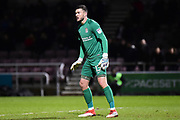 Northampton Town goalkeeper Richard O'Donnell (13) during the EFL Sky Bet League 1 match between Northampton Town and Shrewsbury Town at Sixfields Stadium, Northampton, England on 20 March 2018. Picture by Dennis Goodwin.