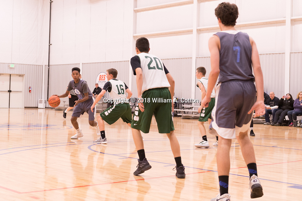 Colorado Rain Junior Varsity Team plays in the NOCO Showcase tournament at Power 2 Play Sports, April 21, 2018.