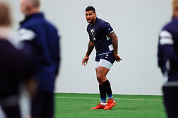 Nathan Hughes as Bristol Bears start to use their new almost completed Training centre - Rogan/JMP - 08/07/2020 - RUGBY UNION - Beggar Bush Lane - Bristol, England.