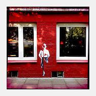 Serie Ventanas Hamburg. Photography, C-Print.  Nero Pécora/La pared