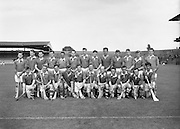 All-Ireland Junior Home Final, Meath v Kerry. Meath Team..10.09.1961