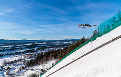 18.03.2018, Vikersundbakken, Vikersund, NOR, FIS Weltcup Ski Sprung, Raw Air, Vikersund, Finale, im Bild Stephan Leyhe (GER) // Stephan Leyhe of Germany during the 4th Stage of the Raw Air Series of FIS Ski Jumping World Cup at the Vikersundbakken in Vikersund, Norway on 2018/03/18. EXPA Pictures © 2018, PhotoCredit: EXPA/ JFK