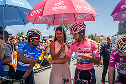 Stage 4 from Cefalù to Etna at 100th Giro d'Italia (UCI WorldTour) Sicily, Italy, 9 May 2017, Photo by Thomas van Bracht / PelotonPhotos.com