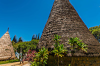 Tjibaou Cultural Center, Noumea, Grand Terre, New Caledonia