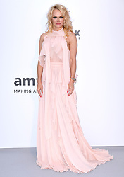 Pamela Anderson attending the 26th amfAR Gala held at Hotel du Cap-Eden-Roc during the 72nd Cannes Film Festival. Picture credit should read: Doug Peters/EMPICS