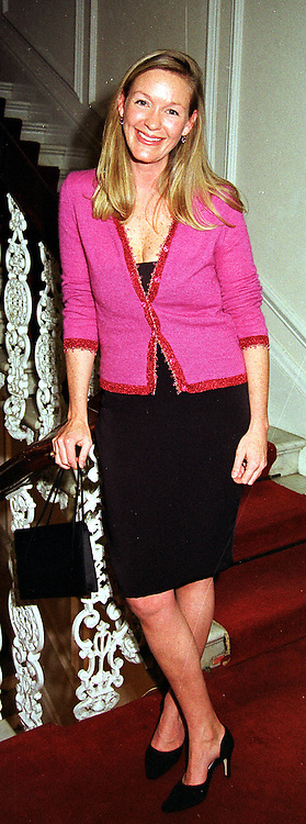 MISS EMMA GIBBS friend of the Duke of York at a party in London on 5th April 2000.OCS 93<br /> &copy; Desmond O&rsquo;Neill Features:- 020 8971 9600<br />    10 Victoria Mews, London.  SW18 3PY  photos@donfeatures.com   www.donfeatures.com<br /> MINIMUM REPRODUCTION FEE AS AGREED.<br /> PHOTOGRAPH BY DOMINIC O'NEILL