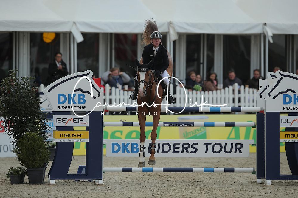 Ehning Marcus, (GER), Funky Fred<br /> CSI4* Qualifikation DKB-Riders<br /> Horses & Dreams meets Denmark - Hagen 2016<br /> © Hippo Foto - Stefan Lafrentz