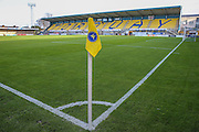 Plainmoor, home of Torquay United during the Vanarama National League match between Torquay United and Forest Green Rovers at Plainmoor, Torquay, England on 26 December 2016. Photo by Shane Healey.