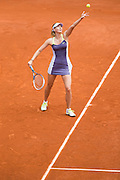 Paris, France. Roland Garros. June 1st 2013.<br /> Russian player Maria SHARAPOVA against Jie ZHENG