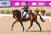 Monika Bartys - Caspar<br /> FEI European Championships Gothenburg 2017<br /> © DigiShots