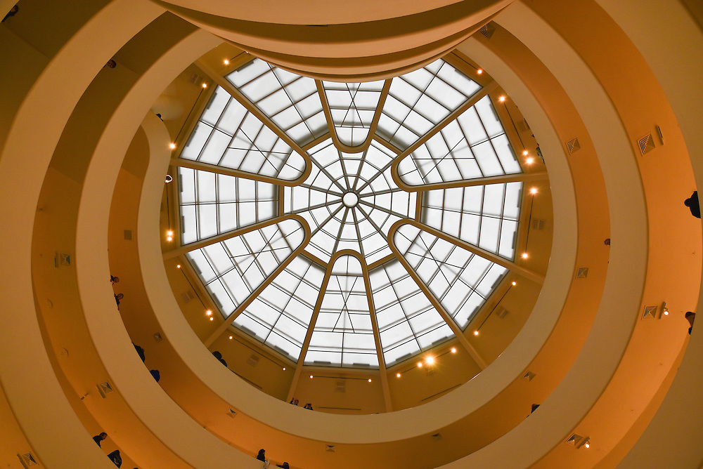 The Guggenheim Building, New York