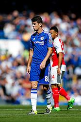 Oscar of Chelsea looks on - Mandatory byline: Rogan Thomson/JMP - 07966 386802 - 19/09/2015 - FOOTBALL - Stamford Bridge Stadium - London, England - Chelsea v Arsenal - Barclays Premier League.