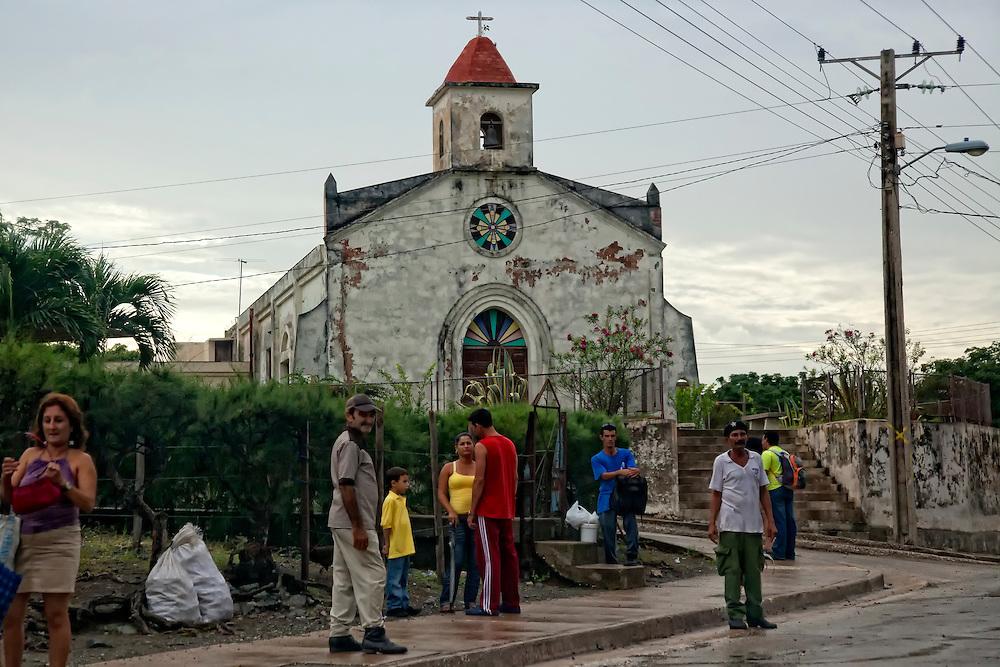Fray Benito, Holguin, Cuba.