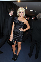 PIXIE LOTT at the GQ Men of the Year 2011 Awards dinner held at The Royal Opera House, Covent Garden, London on 6th September 2011.