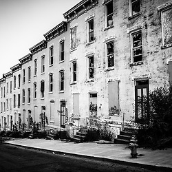 Abandoned Glencoe-Auburn Buildings in Cincinnati Ohio. The Glencoe-Auburn Hotel and Glencoe-Auburn Place Row Houses was built in the late 1800's and is listed on the U.S. National Register of Historic Places. The complex is currently abandoned and in extremely poor condition.