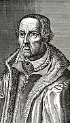 Cornelis Musius (Muys van Holy), rector of the St Agatha convent in Delft, very much in favour with Prince William I, was imprisoned in Leiden, tortured and hanged 10th December 1572.