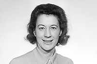 Ann Dickson, MP, Carrick, Ulster Unionist, N Ireland Parliament, Stormont, Belfast, March 1969, 196903000114a<br /> <br /> Copyright Image from<br /> Victor Patterson<br /> 54 Dorchester Park<br /> Belfast, N Ireland, UK, <br /> BT9 6RJ<br /> <br /> t1: +44 28 90661296<br /> t2: +44 28 90022446<br /> m: +44 7802 353836<br /> e1: victorpatterson@me.com<br /> e2: victorpatterson@gmail.com<br /> <br /> www.victorpatterson.com