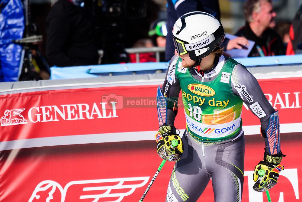March 9, 2019 - Kranjska Gora, Kranjska Gora, Slovenia - Rasmus Windingstad of Norway in action during Audi FIS Ski World Cup Vitranc on March 8, 2019 in Kranjska Gora, Slovenia. (Credit Image: © Rok Rakun/Pacific Press via ZUMA Wire)