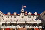 USA-Colorado-Estes Park-Stanley Hotel