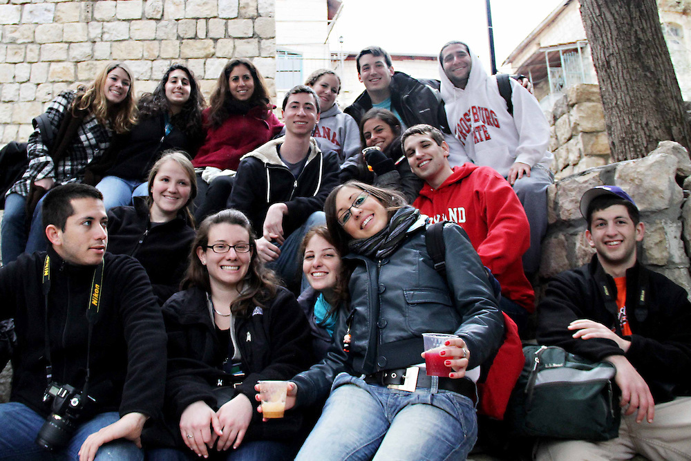 January 1-January12, 2011, Israel: <br /> <br /> (Photo by Billie Weiss)
