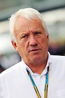Charlie Whiting (GBR) FIA Delegate.<br /> Japanese Grand Prix, Saturday 4th October 2014. Suzuka, Japan.