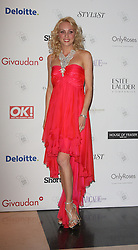 Dancer, Camilla Dallerup attends the FiFI UK Fragrance Awards 2013 at The Brewery on May 16, 2013 in London, England, May 16, 2013. Photo by: i-Images