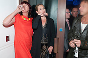 JANET STREET-PORTER; KATE MOSS; JEREMY HEALEY;, Art Plus Music Party 2010. Whitechapel art Gallery.  To raise money for the gallery';s education and community programme. 22 April 2010.