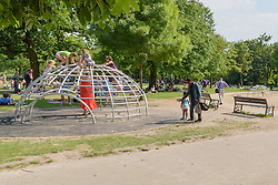 speeltuin Aldo van Eyck, Amsterdam, Netherlands