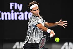 Australian Open 2017 - Day 11 - 26 Jan 2017