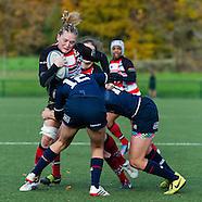 Stade Rennais Rugby v USA Rugby AIG Womens Collegiate All-Americans 301113