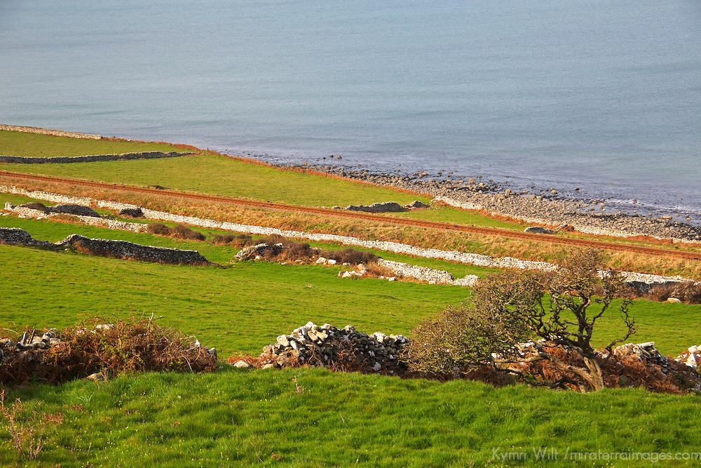 Europe, Great Britain, Wales, Tywyn. Tywyn coastline in Gwynedd, Wales.