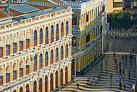 Chine, Macao, Largo de Senado, Santa Casa de la Misericordia // China, Macau, Largo de Senado, Santa Casa de la Misericordia