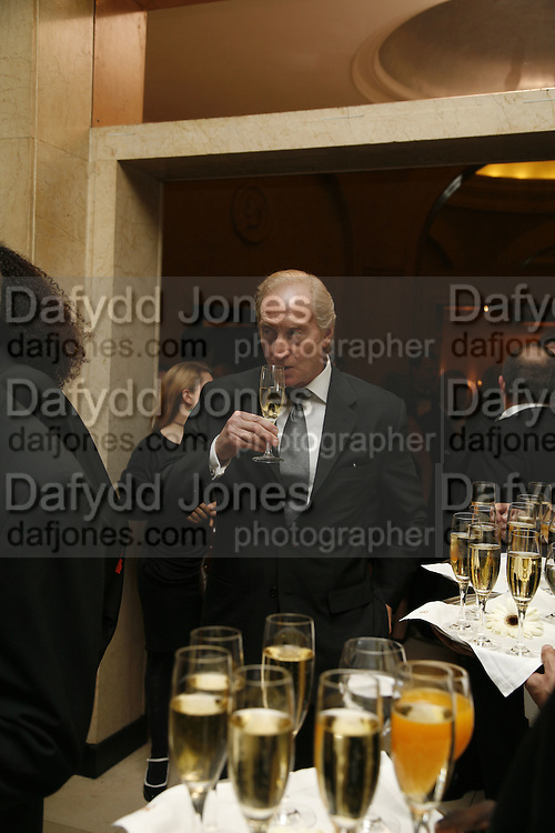 Charles Dance, Royal Charity premiere of 'These Foolish things' in aid of the National Osteoporosis Society. Kensington Odeon and afterwards at Claridges. 8 March 2006. ONE TIME USE ONLY - DO NOT ARCHIVE  © Copyright Photograph by Dafydd Jones 66 Stockwell Park Rd. London SW9 0DA Tel 020 7733 0108 www.dafjones.com