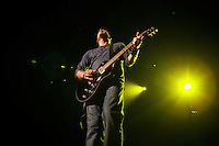 """Jason Aldean performs on April 6, 2011 in support of """"My Kinda Party"""" at Agua Caliente Casino in Rancho Mirage, California"""