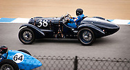 1938 Talbot T26SS driven by Brian Mullin at the Rolex Monterey Motorsports Reunion during Monterey Car Week