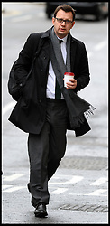Former News Of The World  editor Andy Coulson arrives at The Old Bailey, London, United Kingdom, for  the Phone hacking trial Thursday, 20th February 2014. Picture by Andrew Parsons / i-Images