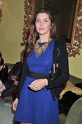 PRINCESS AUGUSTA VON PREUSSEN at Tatler's Jubilee Party in association with Thomas Pink held at The Ritz, Piccadilly, London on 2nd May 2012.