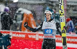 29.12.2014, Schattenbergschanze, Oberstdorf, GER, FIS Ski Sprung Weltcup, 63. Vierschanzentournee, Bewerb, im Bild Michael Hayboeck (AUT) // Michael Hayboeck of Austria// during Competition of 63 rd Four Hills Tournament of FIS Ski Jumping World Cup at Schattenbergschanze, Oberstdorf, GER on 2014/12/29. EXPA Pictures © 2014, PhotoCredit: EXPA/ Peter Rinderer