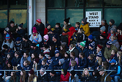 Worcester Warriors Women fanzone - Mandatory by-line: Robbie Stephenson/JMP - 01/12/2019 - RUGBY - Sixways Stadium - Worcester, England - Worcester Warriors Women v Bristol Bears Women - Tyrrells Premier 15s