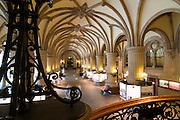 Rathaus innen, Eingangshalle, Hamburg, Deutschland Verwendung nur mit Genehmigung des Hamburger Rathauses. .interior of guild hall, hall, Hamburg, Germany